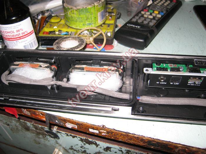 ремонт саундбара LG NB4540