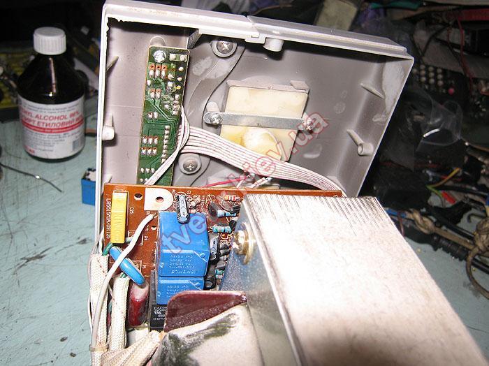 ремонт стабилизатора Luxeon SVR-2000VA