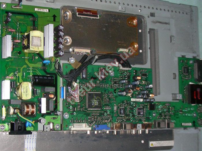 ремонт монитора Dell 2407W