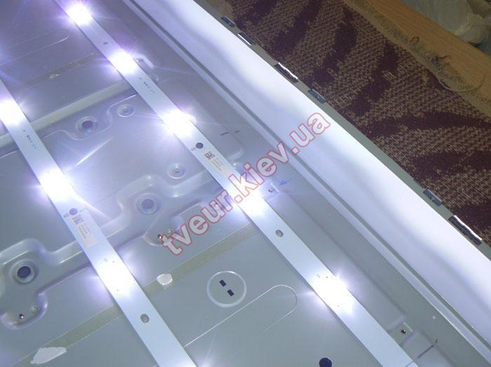 ремонт подсветки Philips 32PFT4309/12
