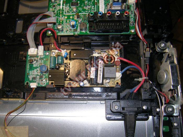ремонт телевизора после грозы