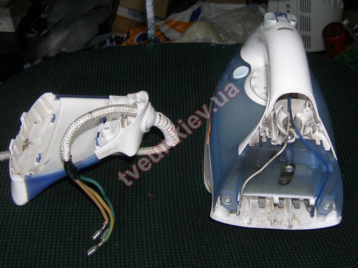 ремонт утюга Philips GC 3006