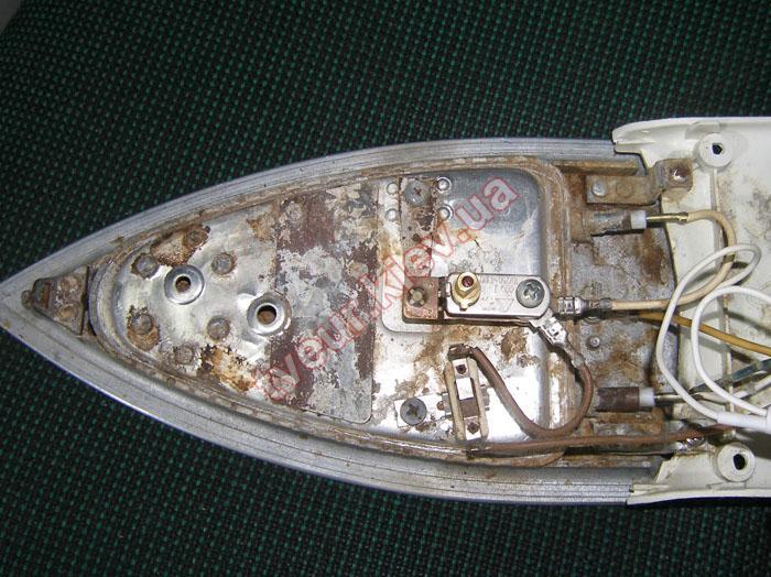 ремонт утюга Siemens FD 7804