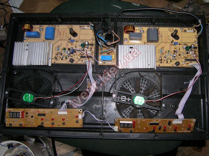 ремонт индукционной плиты Clatronic DKI 3184