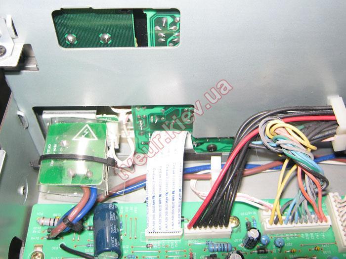 ремонт AV-ресивера Arcam AVR-300