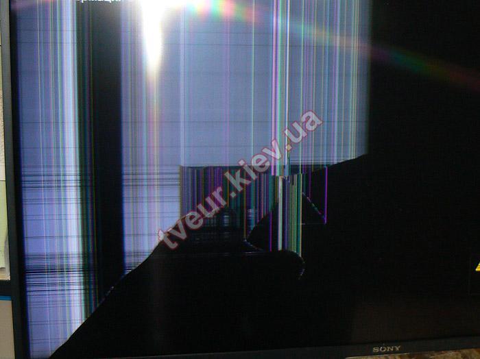 замена матрицы телевизора Sony KD-43XE7096BR