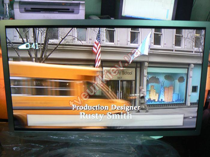 поменять экран на телевизоре Филипс