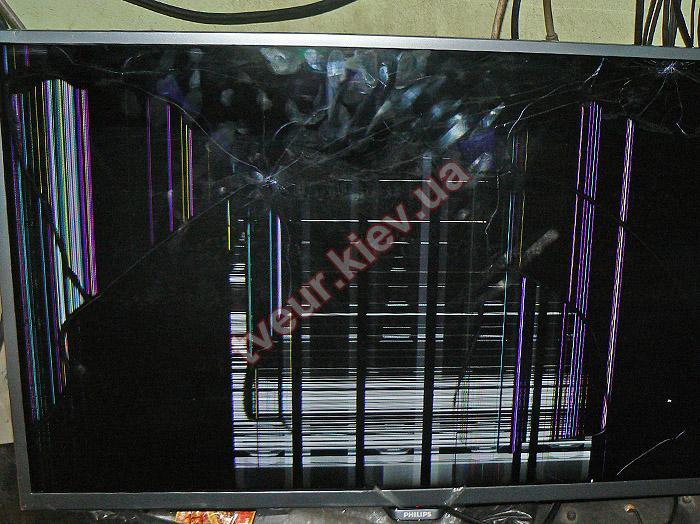 замена матрицы телевизора Philips 32PFS6401/12
