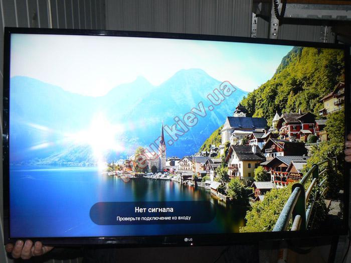 замена матрицы телевизора LG 43UH610V