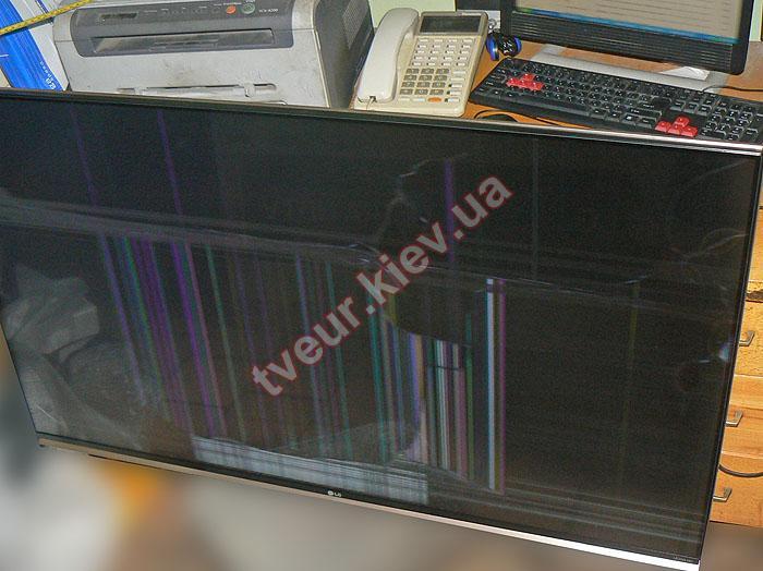 замена матрицы телевизора LG 49UF851V