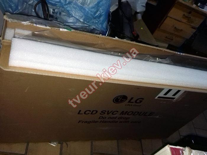 замена экрана LCD телевизора