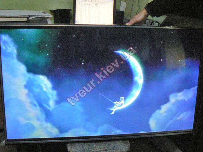 замена матрицы на телевизоре LG 55UH605V