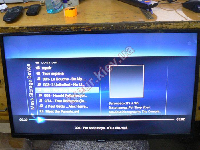 замена матрицы в телевизоре Philips 32PHS5301/12
