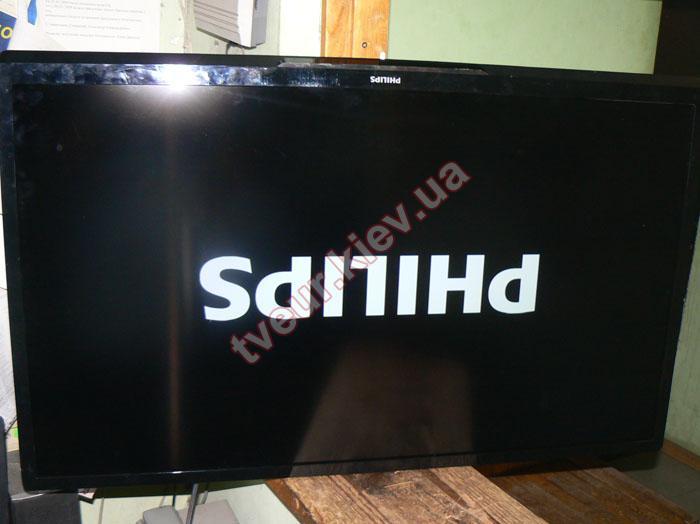 замена матрицы телевизора Philips 42PFL4007H/12