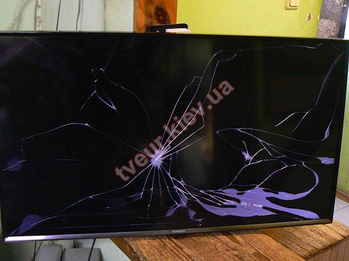 замена матрицы телевизора Samsung UE32J5520AU