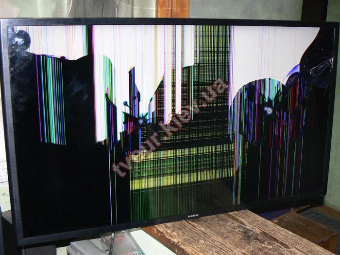 замена матрицы телевизора Samsung UE40J5000AW