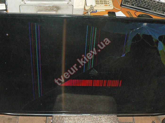 где заменить матрицу в телевизоре