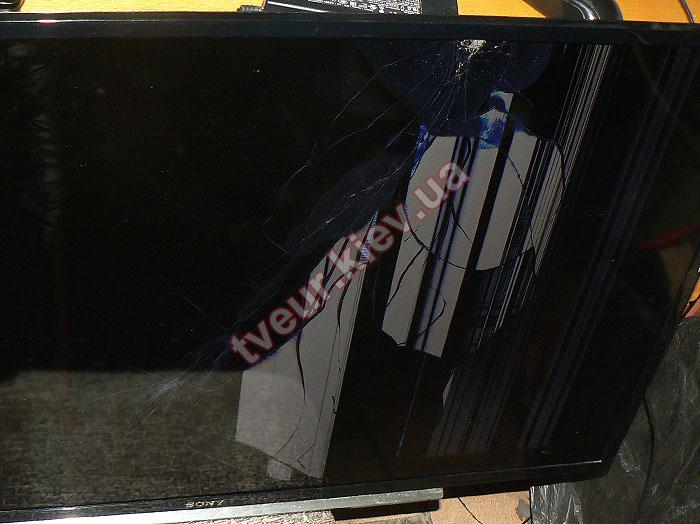 замена матрицы телевизора Сони цена