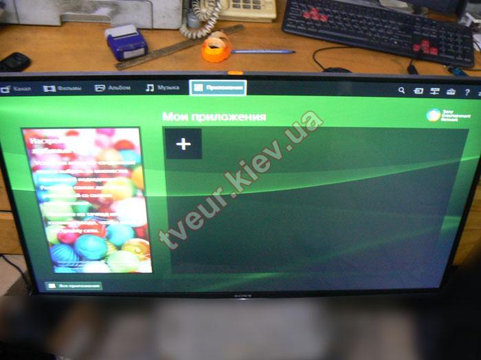 замена матрицы телевизора Sony KDL-42W705B
