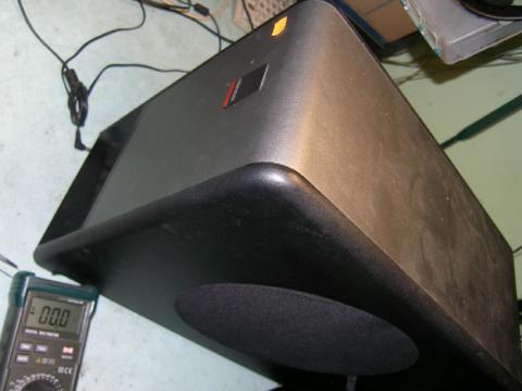 ремонт акустики Microlab X27