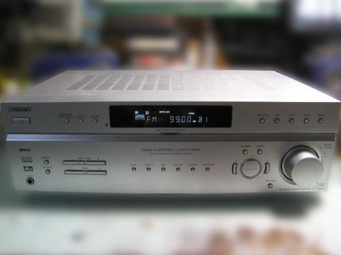 ремонт АВ ресивера Sony STR-DE497