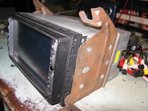 ремонт автомагнитолы Kenwood DDX6027Y