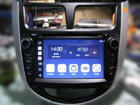 ремонт автомагнитолы Skyshadow TDA7851 DSP Android 10