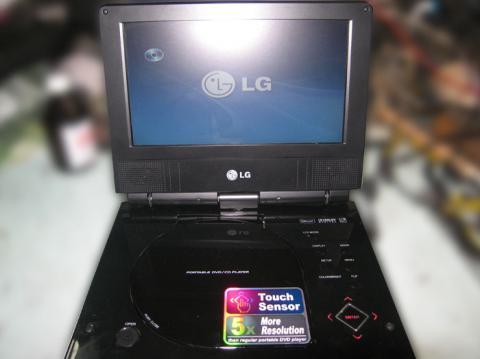 ремонт медиаплеера LG DP281B