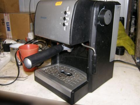 ремонт кавоварки Orion OR-CM01