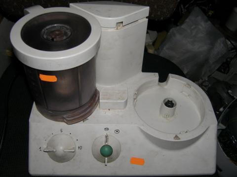 ремонт кухонного комбайна Braun K 700 TYPE 3202