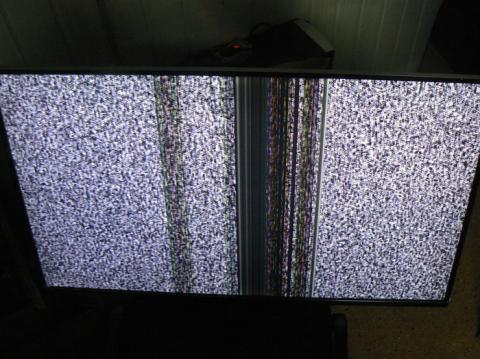 ремонт матрицы телевизора LG 42LA691V