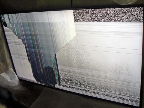 замена матрицы телевизора на новую