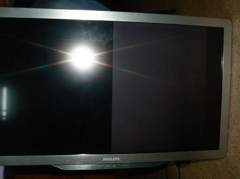 ремонт экрана телевизора Philips 32PFL7406H/12