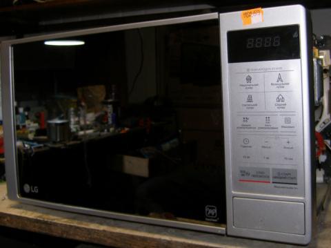 ремонт микроволновки LG MS-2343 DA