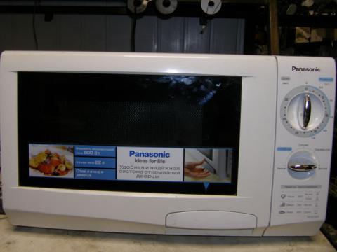 ремонт мікрохвильовки Panasonic NN-S215WF