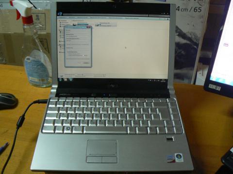 ремонт нетбука Dell PP25L XPS M1330