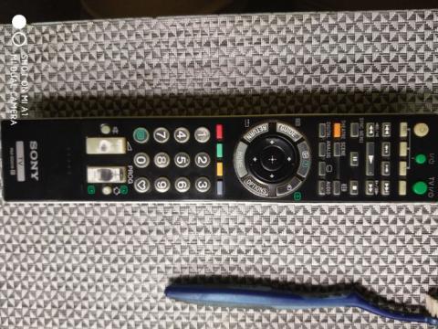 ремонт пульта ДУ Sony RM-ED019