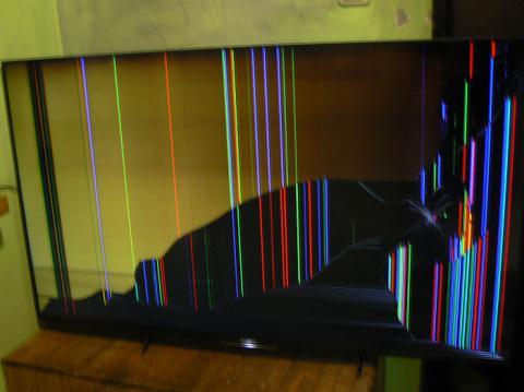 замена матрицы телевизора Sony KDL-55W808C