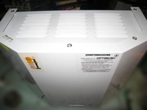 ремонт стабилизатора напряжения Укртехнология Optimum НСН-0222-9-12