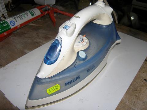 ремонт утюга Philips GC 3111
