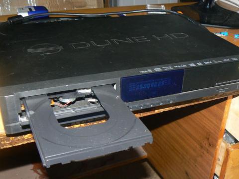 ремонт видеотехники Dune HD Max 4K