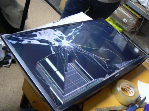 замена матрицы телевизора Samsung UE32N5300AU