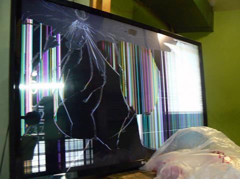замена матрицы телевизора LG 32LJ622V