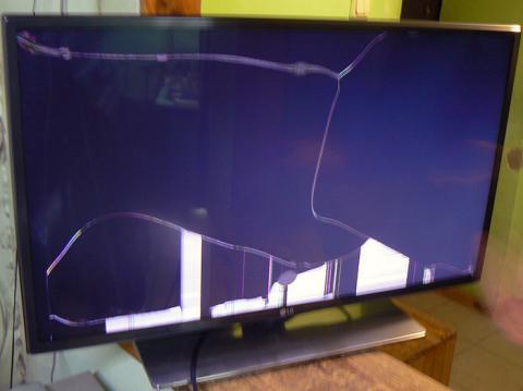 замена матрицы телевизора LG 32LF650V
