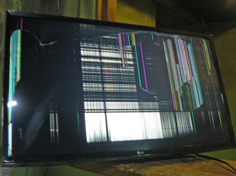 замена матрицы телевизора LG 32LJ610V