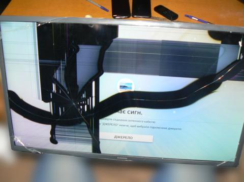 замена экрана телевизора Samsung UE32M5502AK