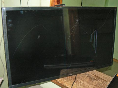 замена матрицы телевизора Samsung UE32N5300AUXUA