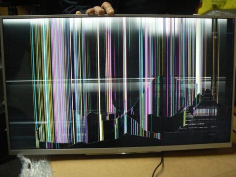 замена матрицы телевизора Sony KDL-32WD752