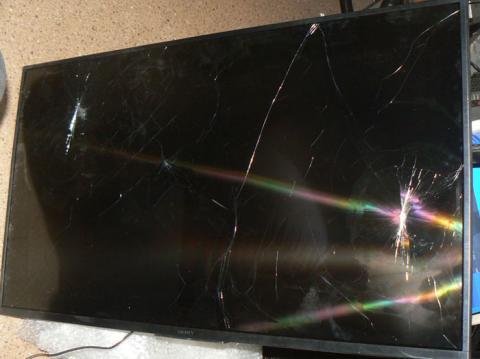 замена матрицы телевизора Sony KD43XF7596BR