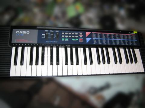 ремонт синтезатора Casio Casio CA-110